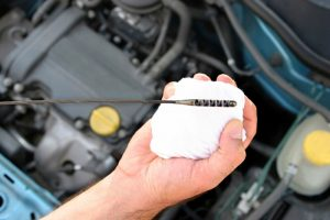 Oil Change Mercedez Benz - Horizon Auto Center Rockwall